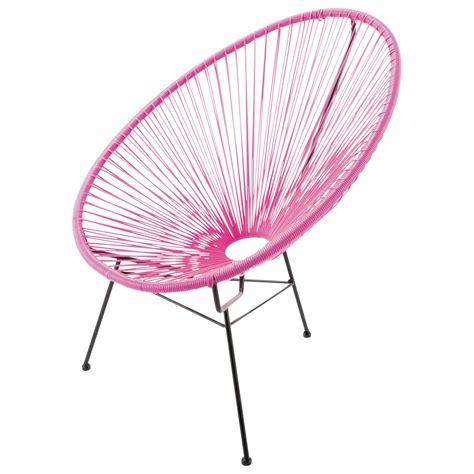siege maison du monde fauteuil de jardin rond copacabana maisons du monde