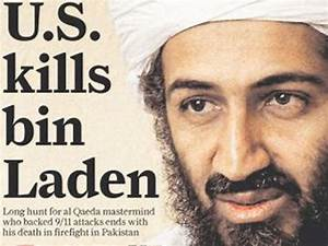 Bin Laden Dead Body Real