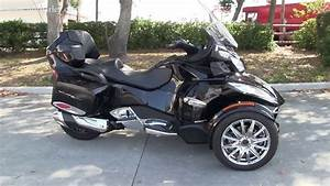 2014 Can-am Spyder Rt For Sale On Ebay