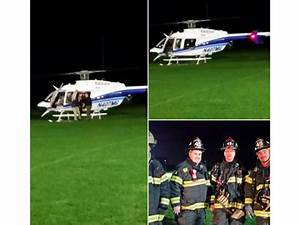 Penn State Head Coach Makes Helicopter Stop at Council ...