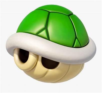 Mario Turtle Shell Kart Clipart Clipartkey