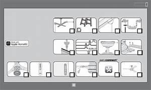 Hunter Fan Tx45 Remote Control For Ceiling Fan User Manual
