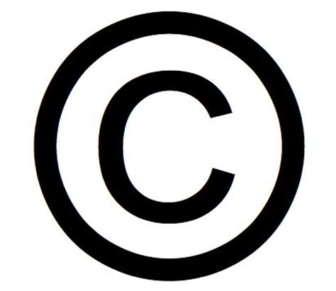 how to make a copyright symbol copyright symbol photoshop make over objects pinterest