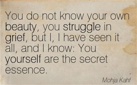 Quotes About Not Seeing Your Own Beauty