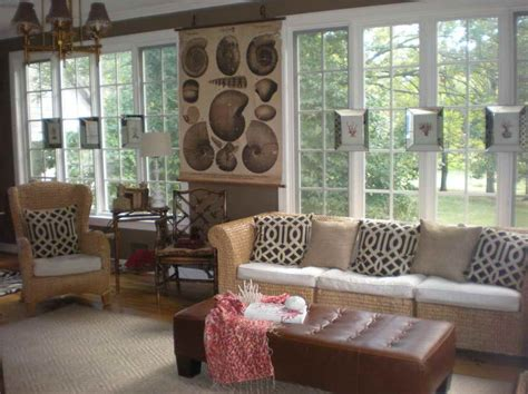 ideas for sunroom rustic and organically