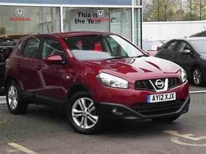 Nissan Qashqai 2012 : nissan 2012 qashqai acenta dci diesel red manual car for sale ~ Gottalentnigeria.com Avis de Voitures