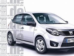 Acheter Une Dacia : dacia pr pare une citadine ~ Gottalentnigeria.com Avis de Voitures