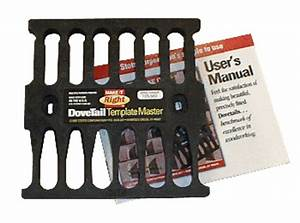 stots dovetail template master review With dovetail template master