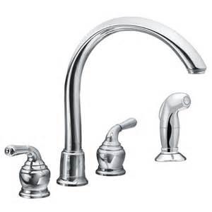 moen kitchen sink faucet faucet com 7786 in chrome by moen