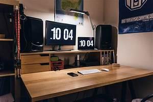 Macbook, Pro, 2016, Diy, Desk, Setup, Macsetups