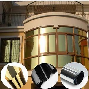 One Way Film : 20 x10ft solar window film insulation sticker reflective one way privacy mirror ebay ~ Frokenaadalensverden.com Haus und Dekorationen
