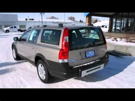 volvo xc  awd leather sunroof station wagon