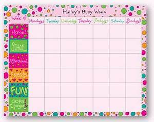 here are some links to free printable weekly calendars With kids weekly schedule template