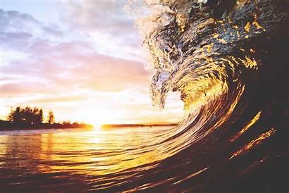 Waves Beach Desktop Wallpapers