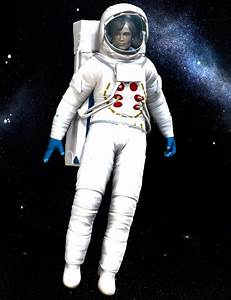 Futuristic Space Suit Female - Pics about space