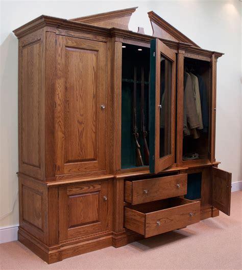 Bookcase With Gun Cabinet bespoke bookcase gun cabinets the bespoke gun cabinets