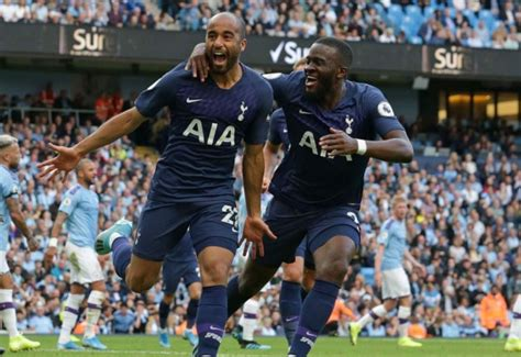 Gallery: Player Ratings - Manchester City 2-2 Tottenham ...
