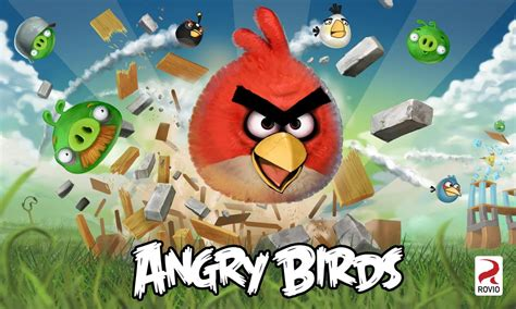Angry Birds Wallpapers Hd  Amazing Wallpapers