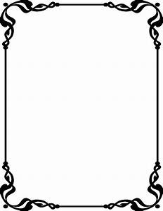 Single Line Border Clipart | Clipart Panda - Free Clipart ...