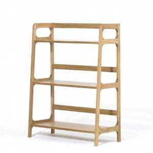 Etagère Design Pas Cher : tag re design scp etag re en bois edith chez pure deco ~ Dailycaller-alerts.com Idées de Décoration