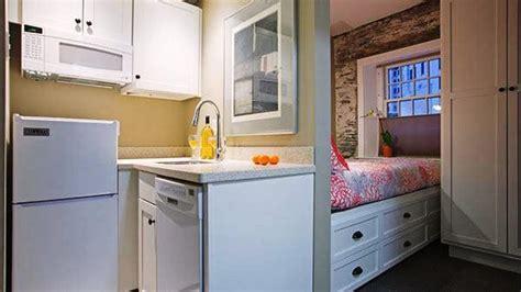 Kitchen Ideas For Small Apartments - amazingly tiny micro apartment design ideas youtube