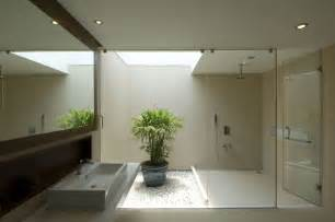 open shower bathroom design open plan bedroom bathroom dressing area interior design ideas