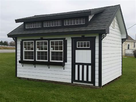 amish built storage sheds in missouri 2014 black friday discounted building display models