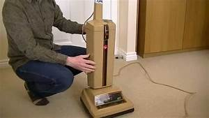 Vintage Electrolux 560 Electronic Upright Vacuum Cleaner
