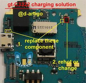 Samsung C3322 Charging Solution Jumper Problem Ways