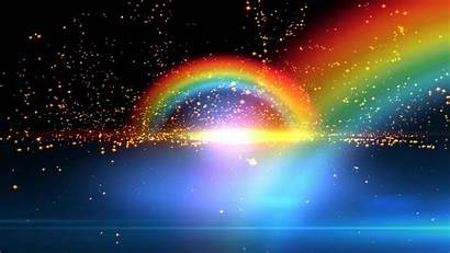 Rainbow Background Spiritual Backgrounds 4k Rainbows Animated