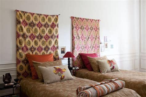 etofea tete de lit tissu jetes  tete de lit sur mesure
