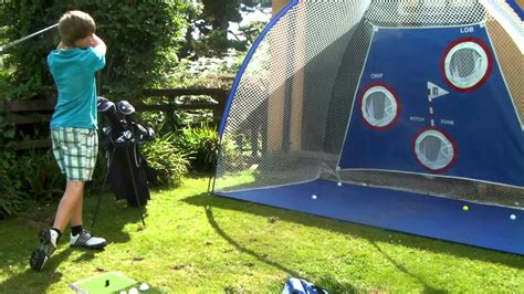 Backyard Golf Practice Net Talentneedscom