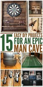 15, Epic, Man, Cave, Diy, Ideas