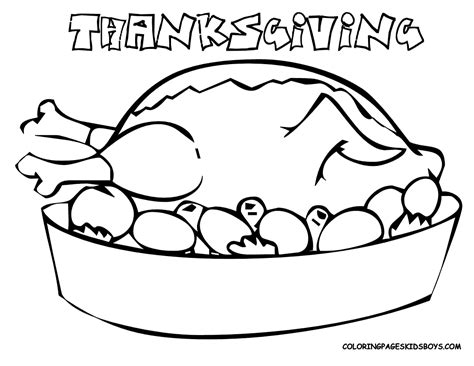 44+ Coloring Pages For Turkey Pictures