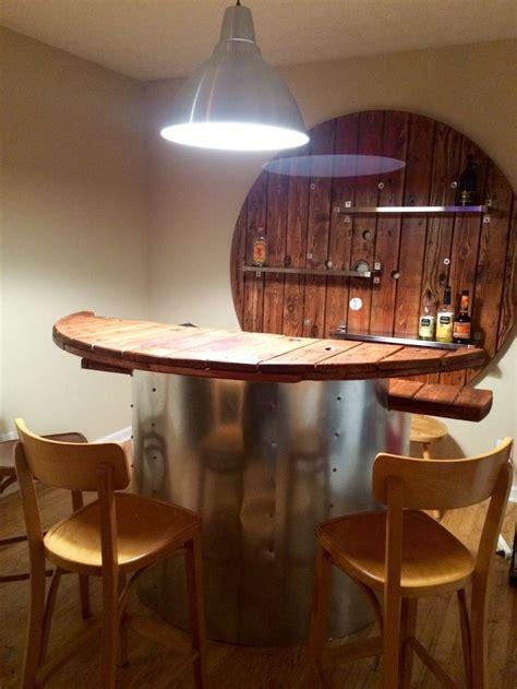 ideas  wooden spool projects  pinterest