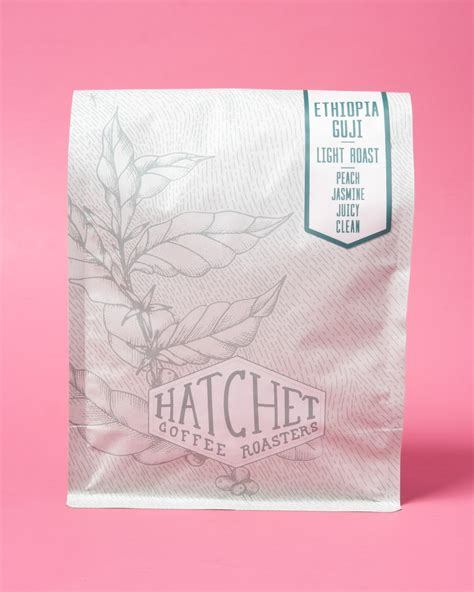 The wholesale program is for business customers only; Ethiopia Guji - Hatchet Coffee