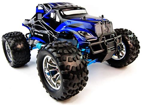 Bug Crusher Pro Nitro Remote Control Monster Truck Version