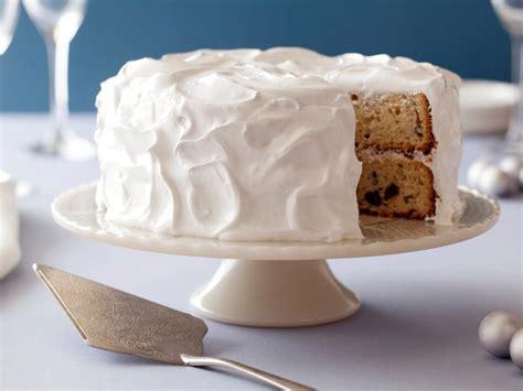 simple birthday cake  marshmallow frosting recipe