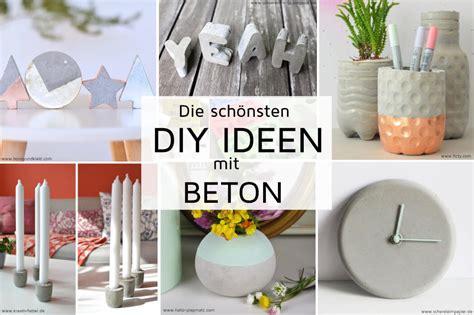 Ideen Mit Beton by Die Sch 246 Nsten Diy Ideen Mit Beton Madmoisell Diy