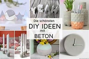 Diy Deko Weihnachten : die sch nsten diy ideen mit beton madmoisell diy blog ber deko mode und wohnen ~ Whattoseeinmadrid.com Haus und Dekorationen