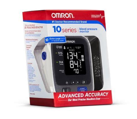 Omron 10 Series Upper Arm Blood Pressure Monitor; 2-User