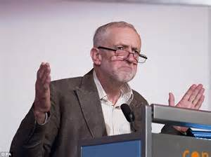 Jeremy Corbyn heckled by PEACE activists who say he is on ...
