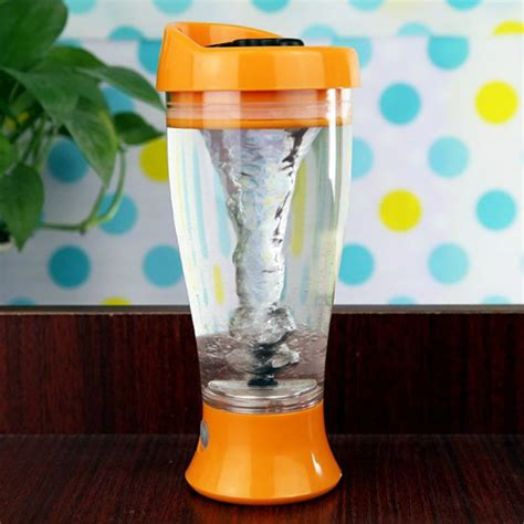 5 Colors Electric Whey Protein Powder Shaker Blender Water