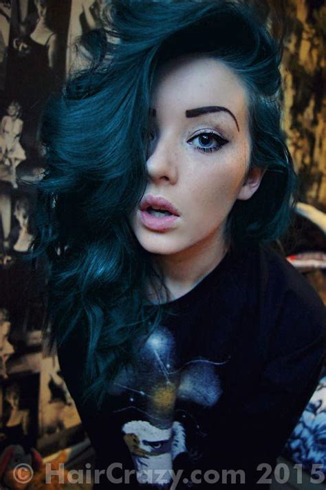 Dark Teal Hair Color Forums