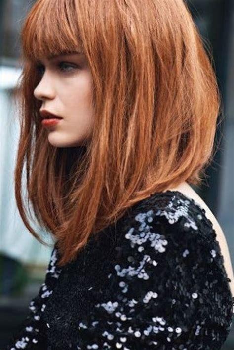 coiffure sur carre plongeant tendances