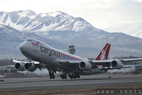 Cargolux 747-8F - Aero-Shots