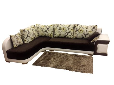 Buy Left Handed Lorial L Shaped Sofa Set From Onlinesofadesign