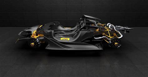 Apollo Reveals Carbon Fiber Chassis Of Ie Supercar