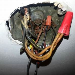 Understanding Bedroom Wiring In Old House