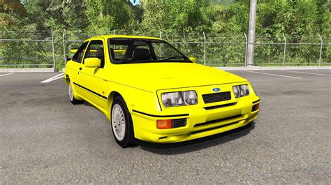 ford sierra rs cosworth  pour beamng drive